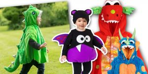 przebrania dla maluchów na Halloween