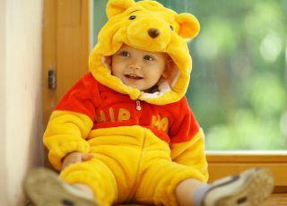 przebrania dla niemowląt i małych dzieci