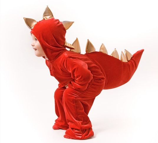 przebrania karnawałowe do zrobienia w domu dinozaur
