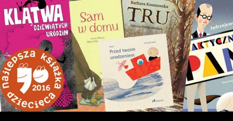 Przecinek i kropka: konkurs na najlepszą książkę dla dzieci