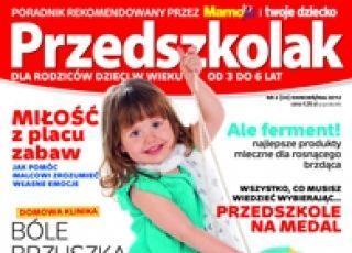 przedszkolak, dziecko, magazyn dla rodziców