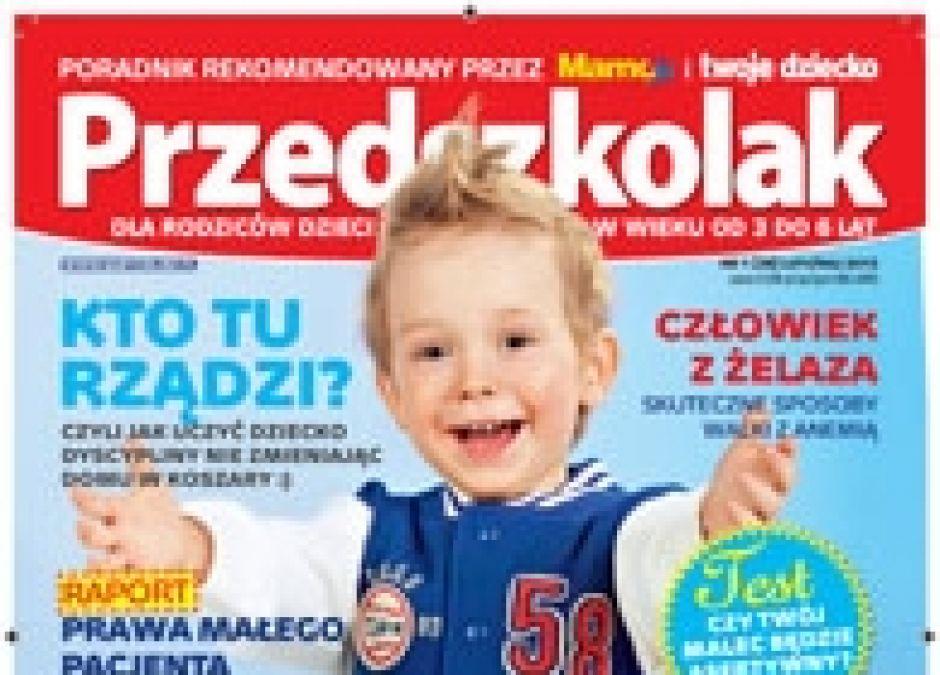Przedszkolak, magazyn dla rodziców