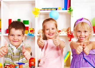 przedszkolak, zajęcia w przedszkolu