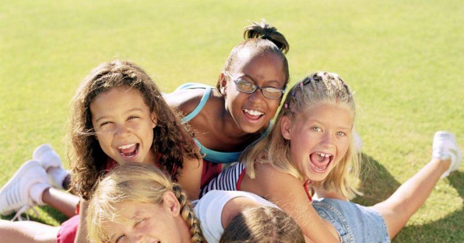 przedszkolaki, dzieci, wakacje, zabawa
