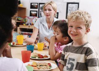 przedszkole, przedszkolak, kuchnia, odżywianie
