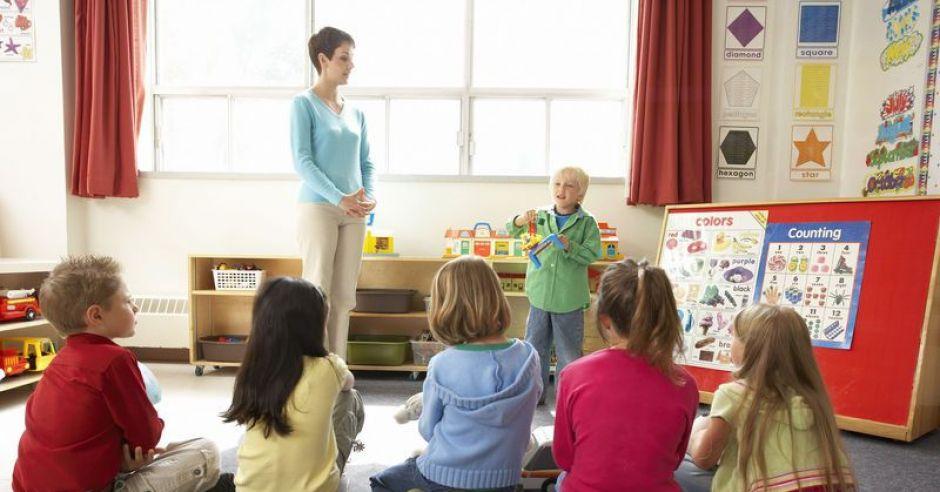 przedszkole, przedszkolaki, dzieci, zajęcia, lekcje