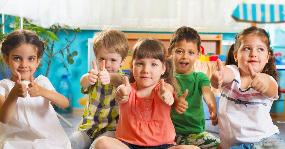 przedszkole, przedszkolaki, dzień otwarty w przedszkolu