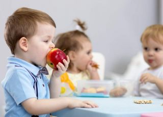zdrowe przekąski dla dzieci