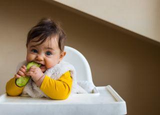 przekąski dla niemowlaka