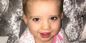przekłuwanie uszu małym dzieciom