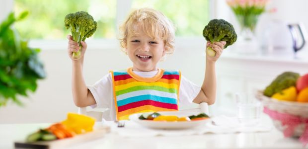 przekonywanie dzieci do zdrowego jedzenia
