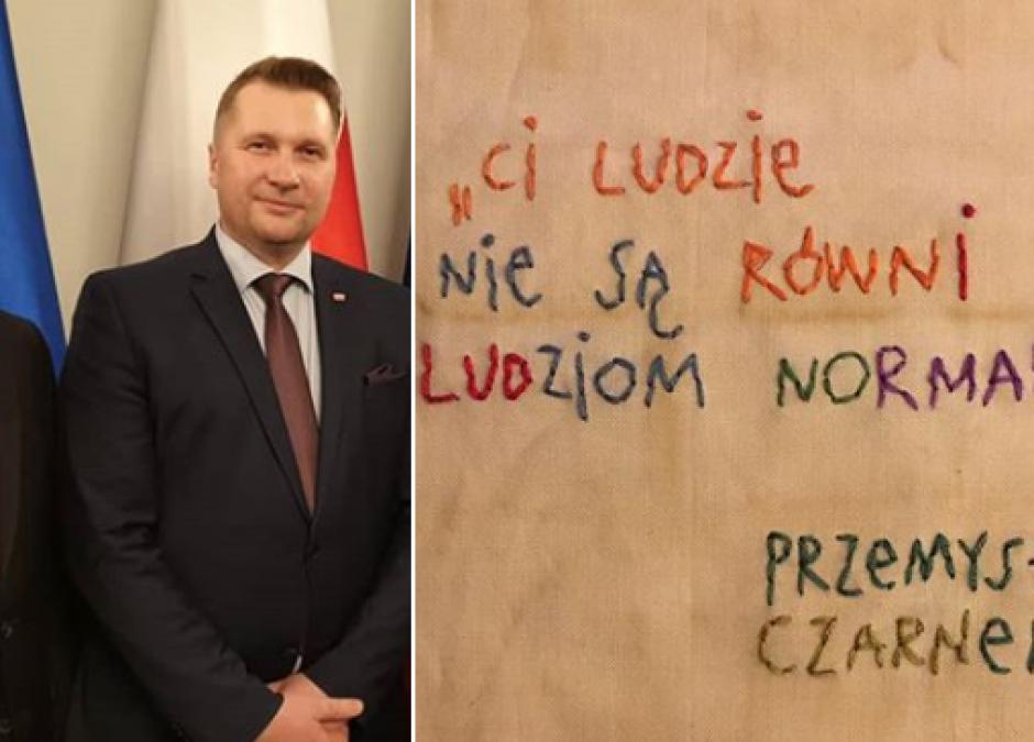 Przemysław Czarnek ministrem edukacji
