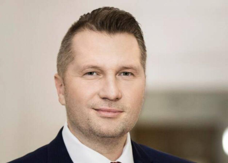 Przemysław Czarnek o polskim systemie edukacji