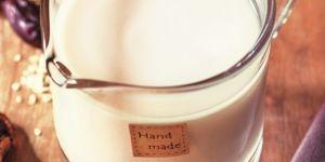 Przepis na mleko owsiane