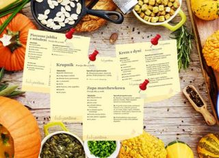 Przepisy dla karmiącej mamy