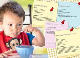 przepisy na kolacje dla dziecka