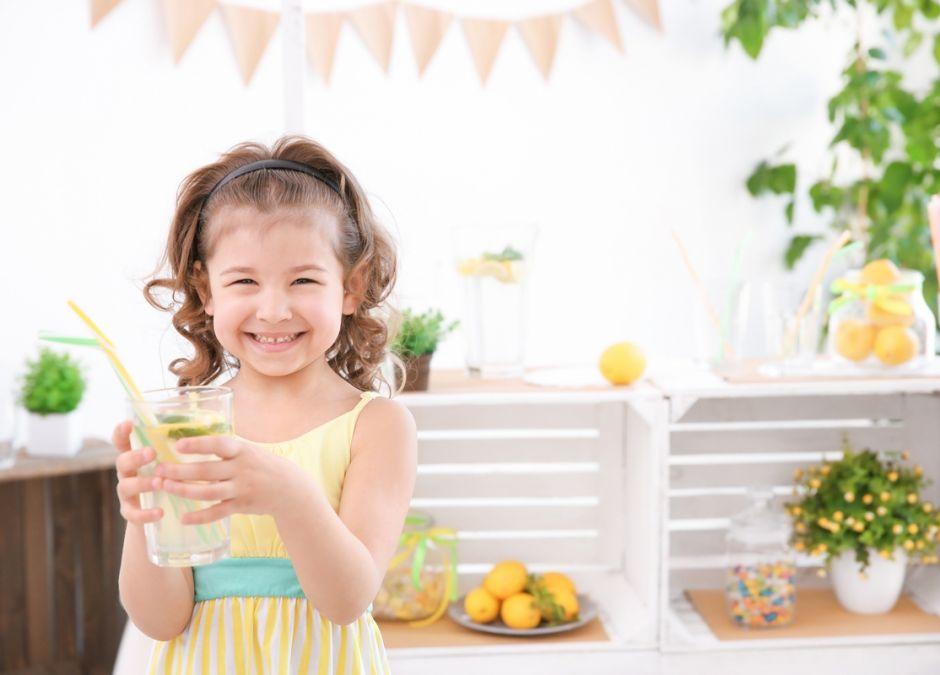 przepisy na lemoniadę