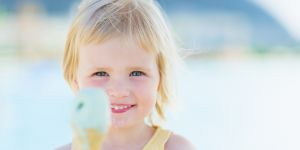 przepisy na lody dla dzieci