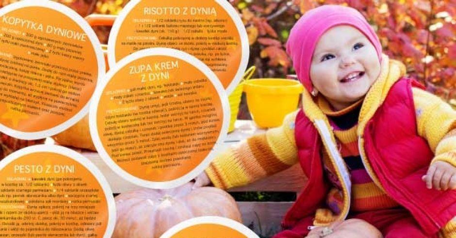 Przepisy z dynią dla dziecka