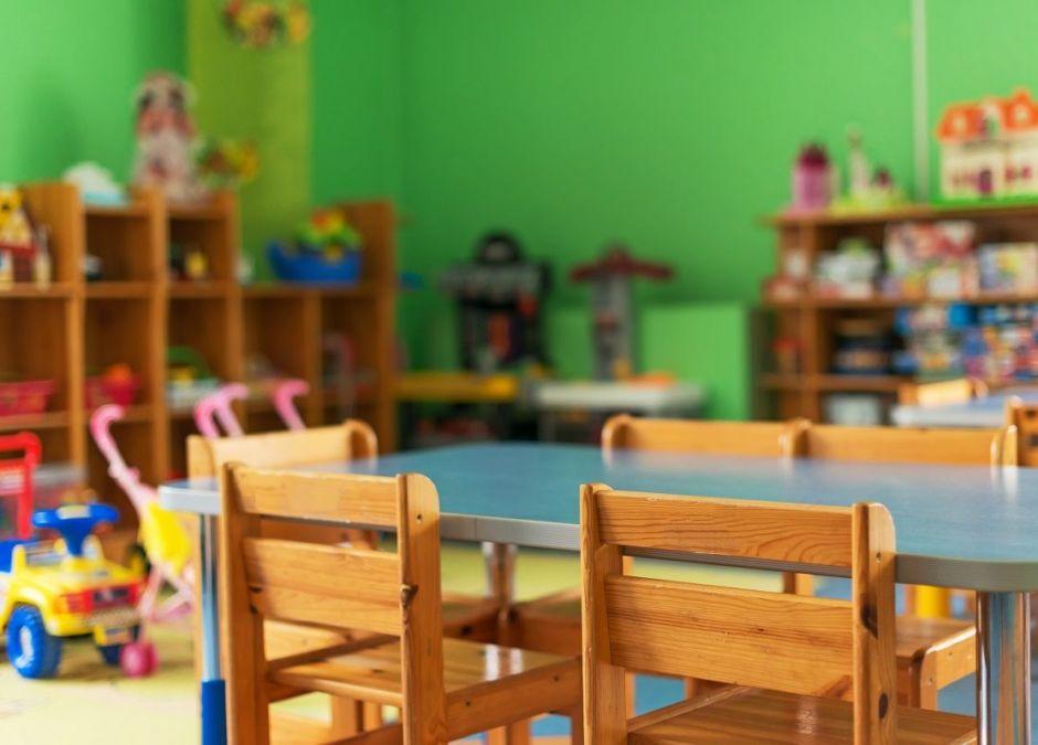 Przez reżim sanitarny może zabraknąć miejsc w przedszkolach