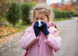 przeziębienia dzieci w przedszkolach