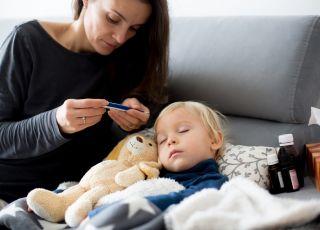 przeziębienie grypa koronawirus