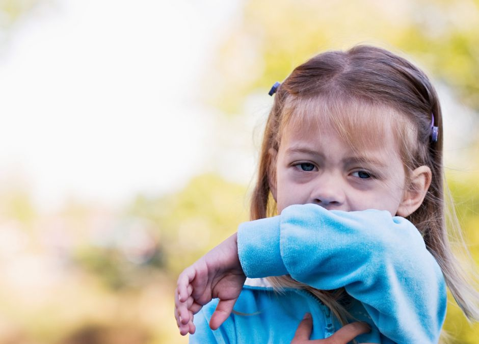 przeziębienie u dziecka