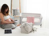 przygotowanie wypraki dla niemowlęcia