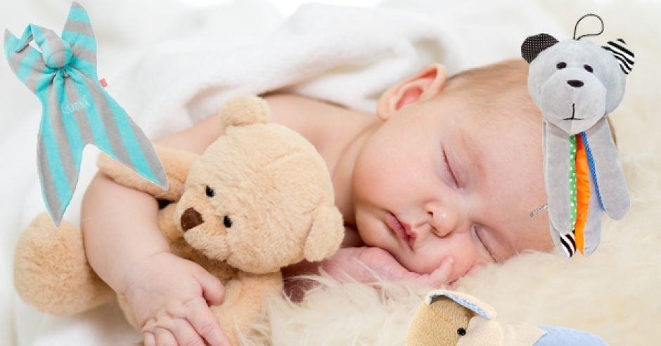 Przytulanki dla niemowlaka
