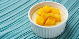 Pudding mango