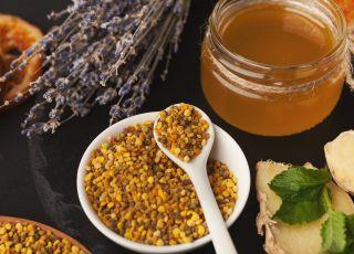 Pyłek pszczeli: właściwości i zastosowanie