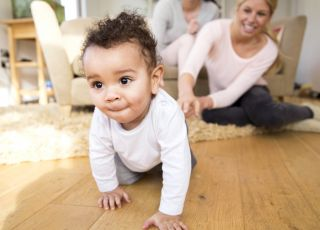 2 trudne momenty w pierwszym roku życia dziecka