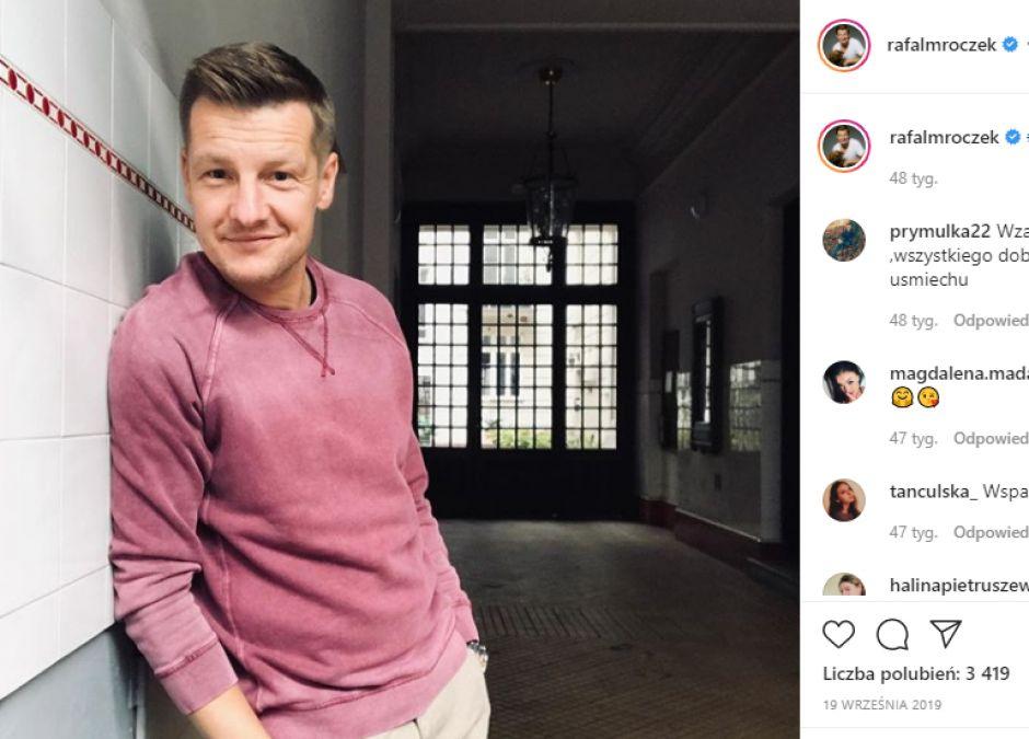 Rafał Mroczek walczy o opiekę nad dzieckiem