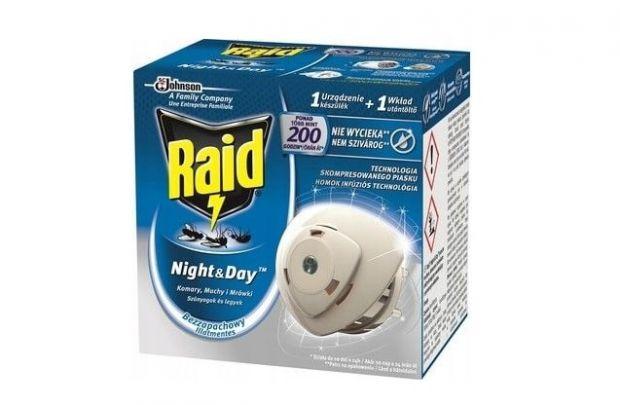 raid na komary wkład z piasku
