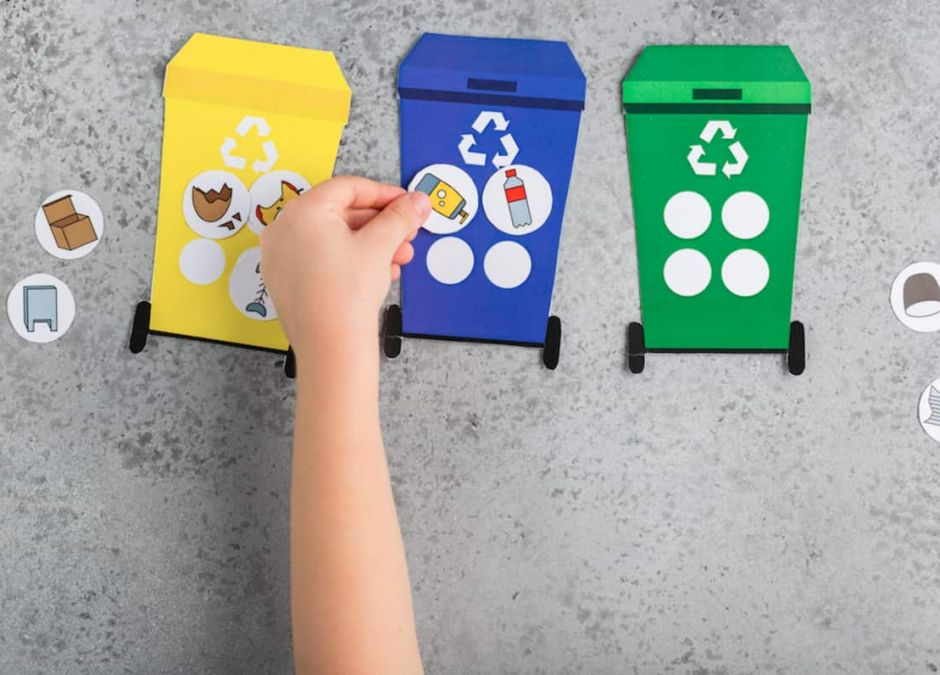 recykling dla dzieci