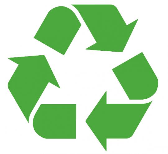 recykling dla dzieci znaczek