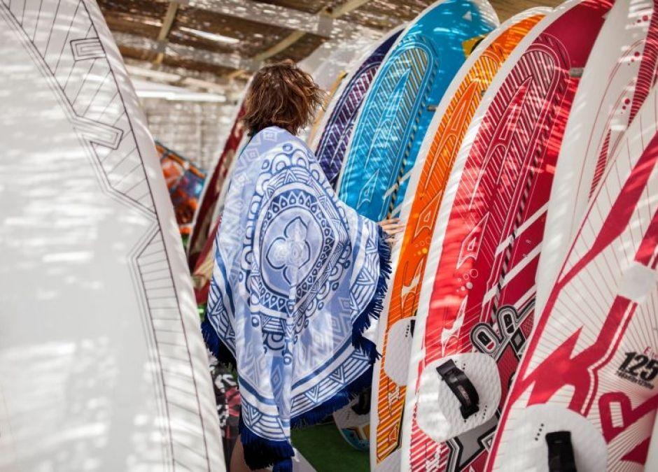 ręcznik we wzory okrągły, hugme.com.pl 209zł.jpg