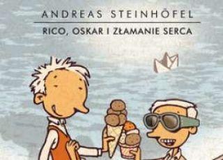Rico Oscar i złamane serca, audiobook, audiobook dla dzieci