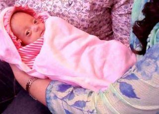 W chwili narodzin ważyła zaledwie 375 gramów. Po pięciu miesiącach opuściła w końcu szpital!