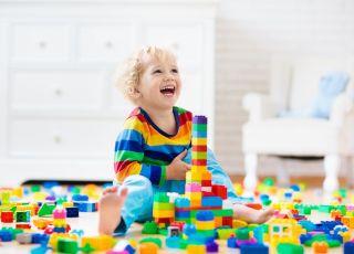 Rodzaje klocków dla dzieci w różnym wieku