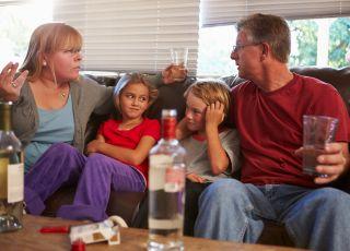 Rodzice alkohol