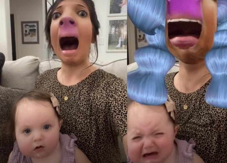 Rodzice doprowadzają na TikToku dzieci do płaczu, a potem się z tego śmieją. Nieludzkie!