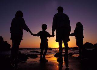 rodzice, matka, dzieci