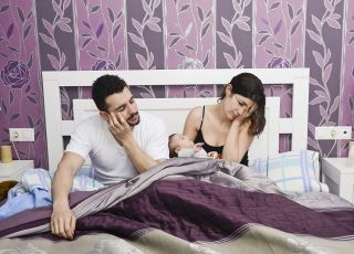 rodzice zmęczenie