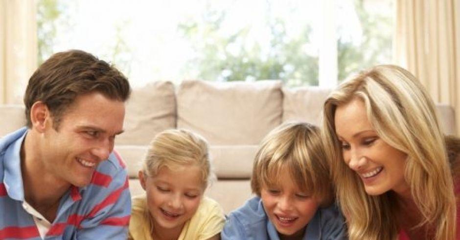 Rodzina bez kłótni