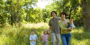 rodzina, dzieci, wakacje