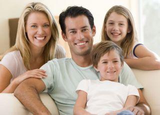 rodzina, mama, tata, dzieci