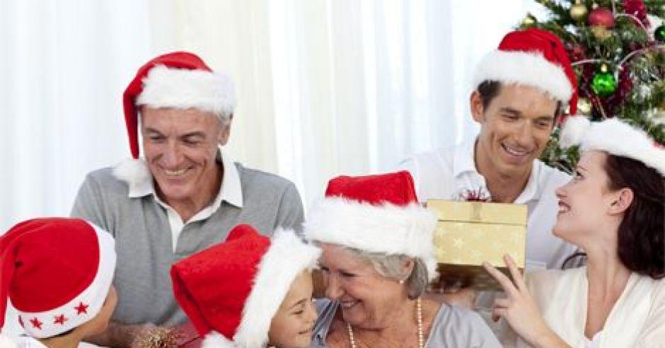 rodzina, mikołaj, Święta
