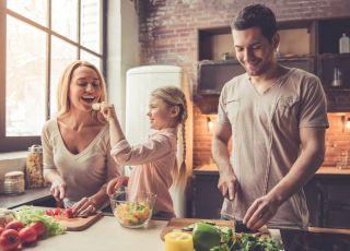 rodzina, obiad, gotowanie, szybki obiad