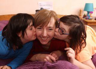 Rodzina zastępcza/ dzieci z zespołem Downa